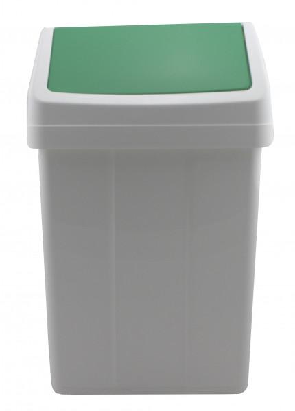 Meiko - Schwingdeckeleimer 12 Liter grün- 938149