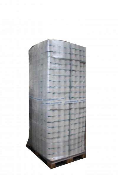 Toilettenpapier weiches WC-Papier 2-lagig auf Palette - 2112 Rollen