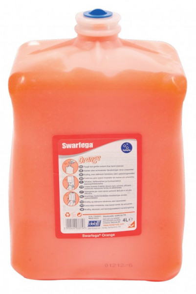 Swarfega® Orange Kartusche 4 Liter