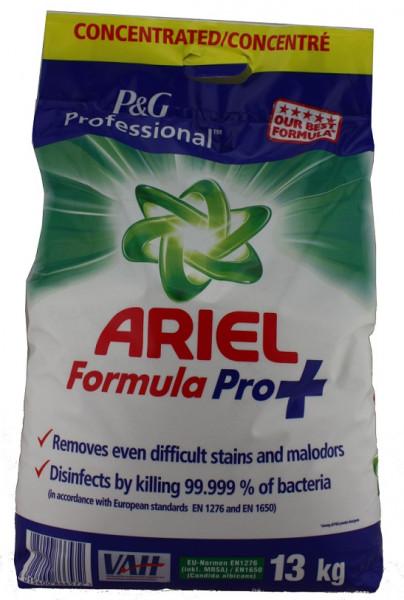 Ariel - Professional Formula Pro + Waschmittel, Desinfektionswaschmittel 13 Kg