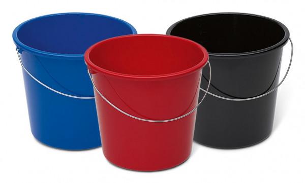 Nölle - Haushaltseimer 10 Liter Kunststoff mit Metallbügel