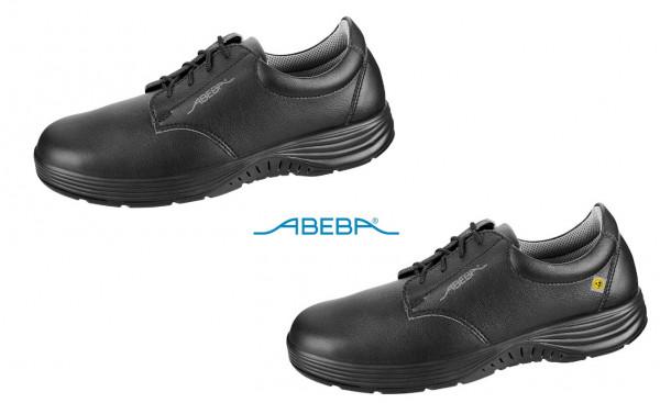 ABEBA X-Light 711127|7131127 ESD Berufsschuh Halbschuh Küche Arbeitsschuh schwarz