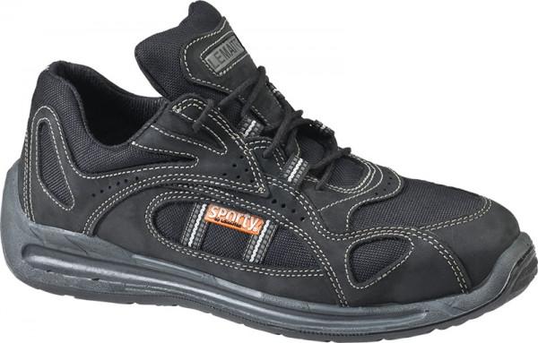 LEMAITRE Arbeitsschuh Sporty® BLACKCARRERA S1