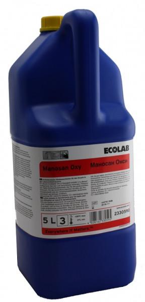 Ecolab - Manosan Oxy Handreiniger 5 L - 2259200/2330590 (P3 Manosan)