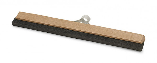 Nölle - Holz-Wasserschieber mit doppelten Schaumgummistreifen 50cm - 269650