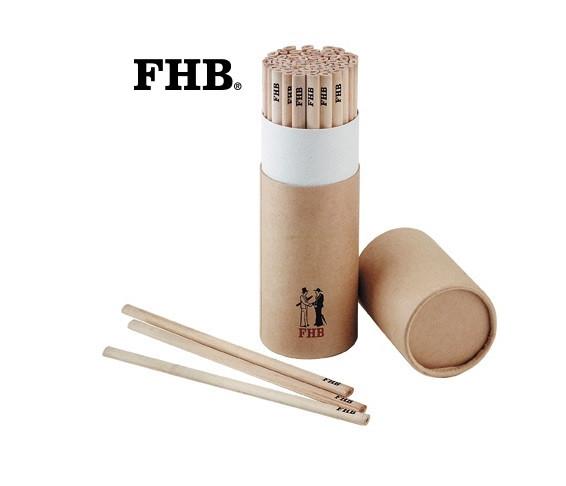 FHB Ruben Zimmermanns-Bleistift-Box 91652 Präsentbox mit 55 Stiften