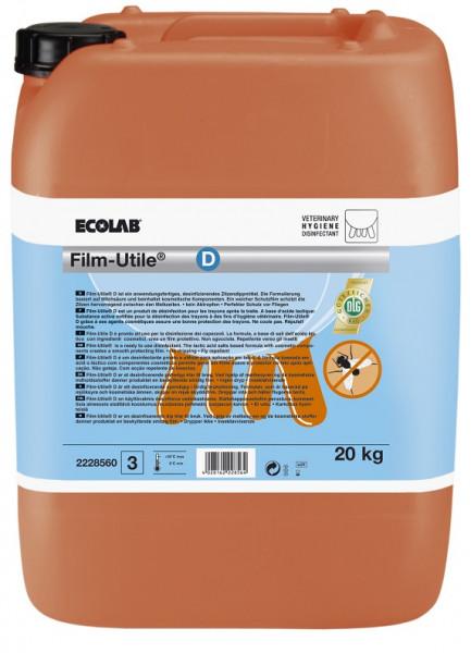 Ecolab - Film-Utile® D 20 Kg