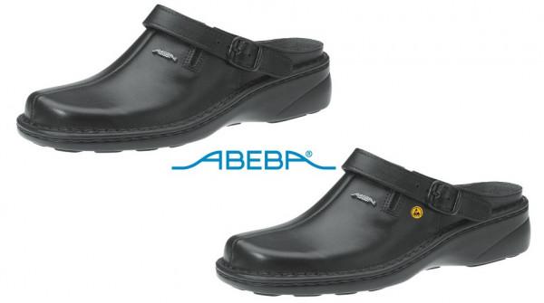 ABEBA Reflexor 6913 |36913 ESD Berufsschuh Arbeitsschuh schwarz