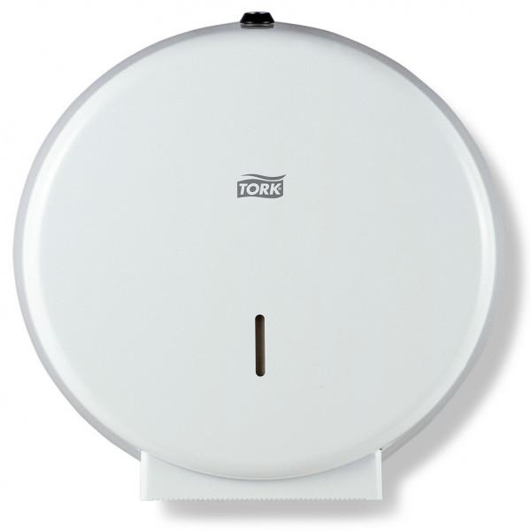 Tork (T1) Toilettenpapierspender WC-Papier Spender Jumborollenspender Metall - 246040