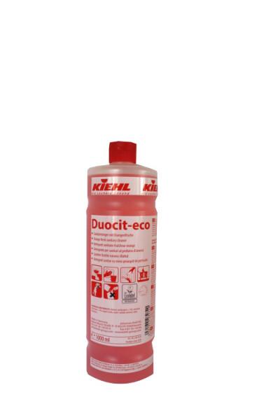 Kiehl - Duocit-Eco Sanitärreiniger 6 x 1 Liter