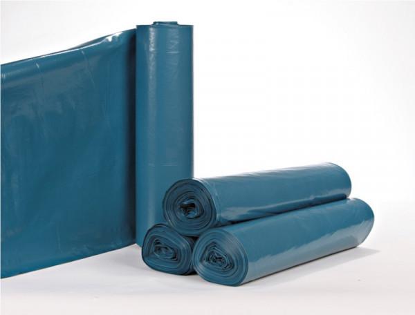 Müllbeutel - 240 Liter blau Typ 100