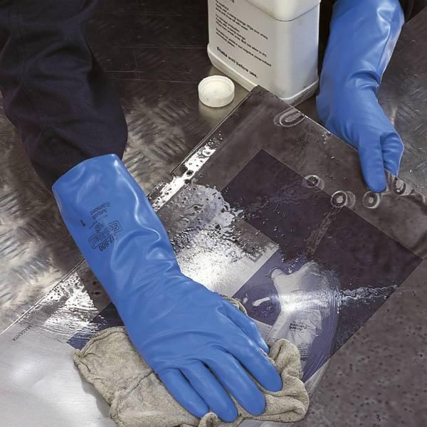 Ansell - Handschuh Sol-Vex® 37-500 Größe 7