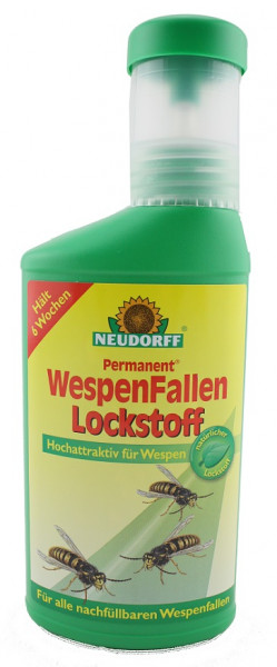 Neudorff Permanent® WespenFallen Lockstoff 250ml