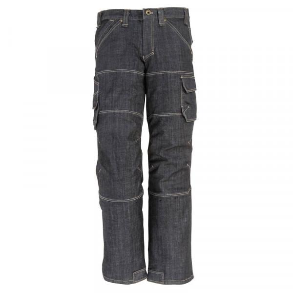 FHB Wilhelm Jeans Arbeitshose 22659 Bundhose Größe 23 - 114
