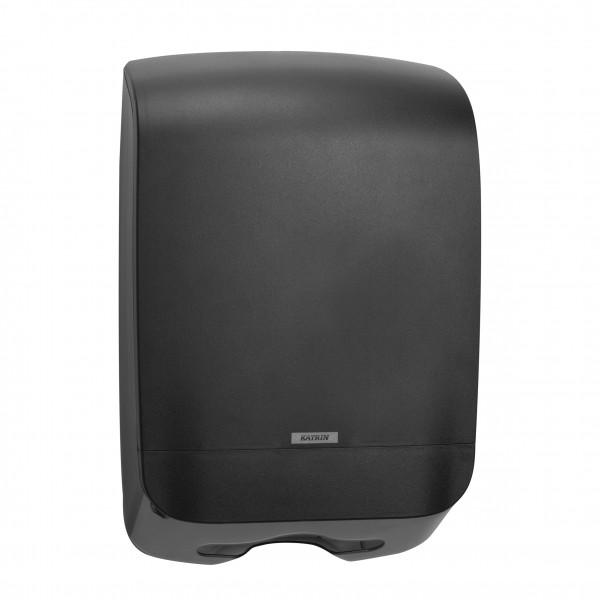 Katrin Inclusive Handtuchspender M 92063 - schwarz