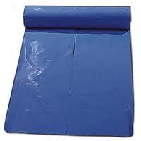 Müllbeutel - 180 Liter blau Typ 100