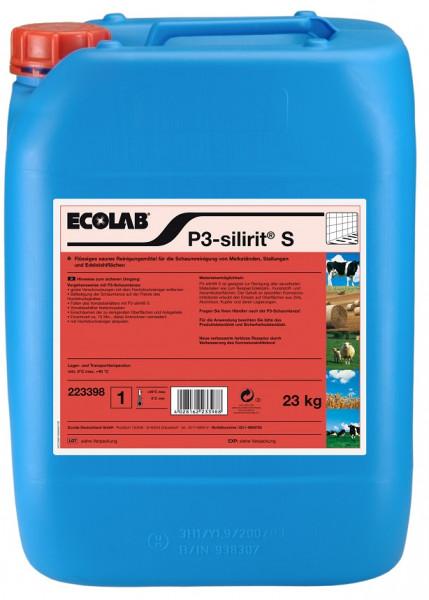 Ecolab - P3-silirit® S 23 Kg