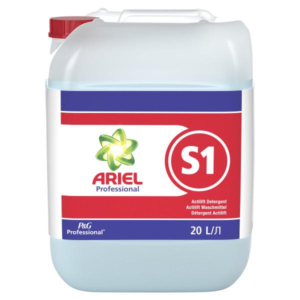 Ariel - Professional S1 20 Liter Actilift Flüssigvollwaschmittel