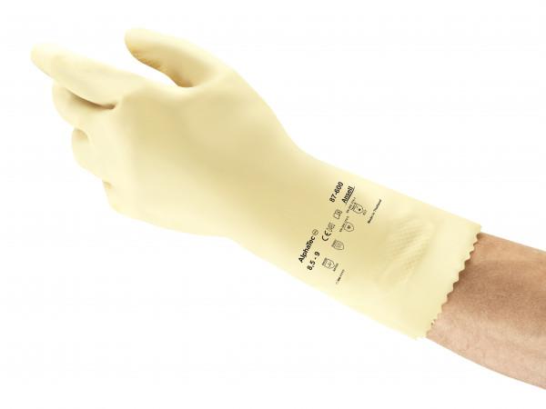 Ansell - Handschuh AlphaTec 87-600 (Duzmor Plus) Chemikalienschutzhandschuh