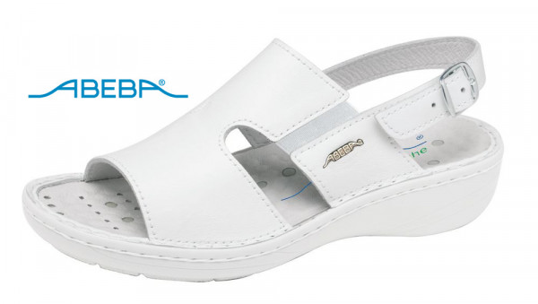 ABEBA Reflexor Comfort 6874|36874 ESD Berufsschuh Arbeitsschuh weiß