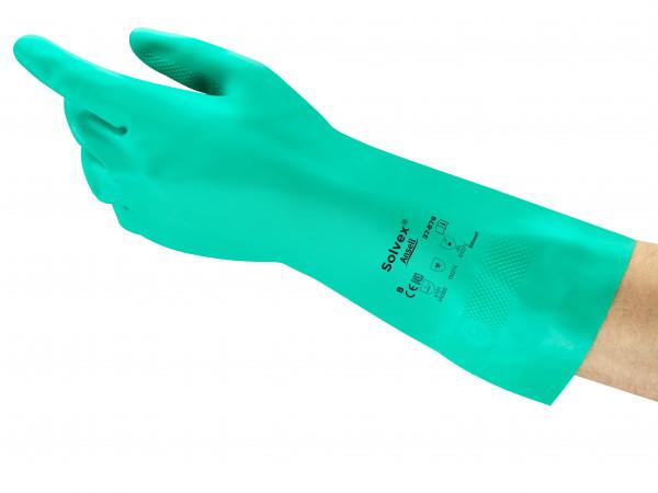 Ansell - Handschuh AlphaTec Sol-Vex 37-676 Chemikalienschutzhandschuh