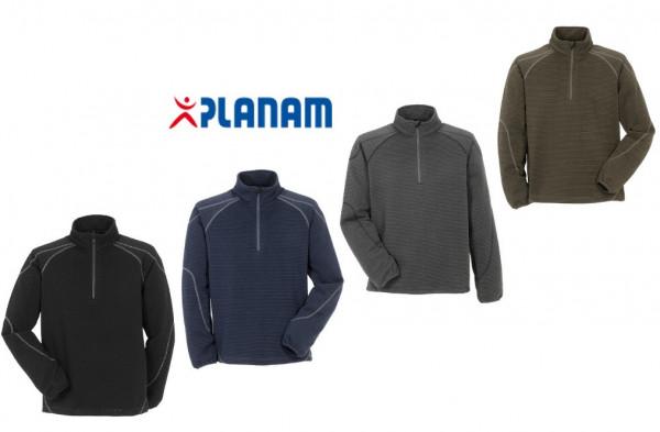Planam Cozy Pullover Outdoor Arbeitspullover Winterpullover Gr. XS - 8XL, in 4 Farben
